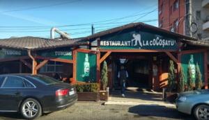 ANPC a inchis celebrele restaurante La Cocosatu si La Gil, din nordul Capitalei