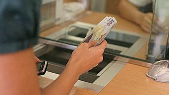 ANPC solicita executarea silita a unei banci