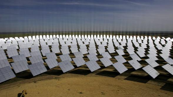 ANRE vrea reducerea subventiilor pentru panouri fotovoltaice