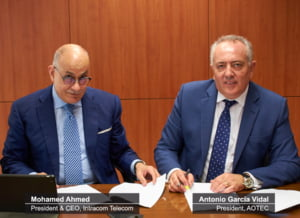 AOTEC Spania si Intracom Telecom semneaza un parteneriat strategic