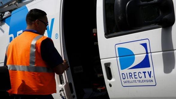 AT&T vrea sa preia operatorul de satelit DirectTV pentru 50 de miliarde de dolari