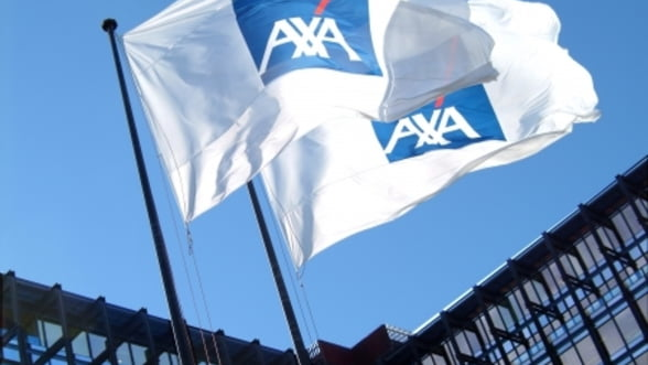 AXA Romania, crestere cu 31% a primelor totale subscrise in 2012