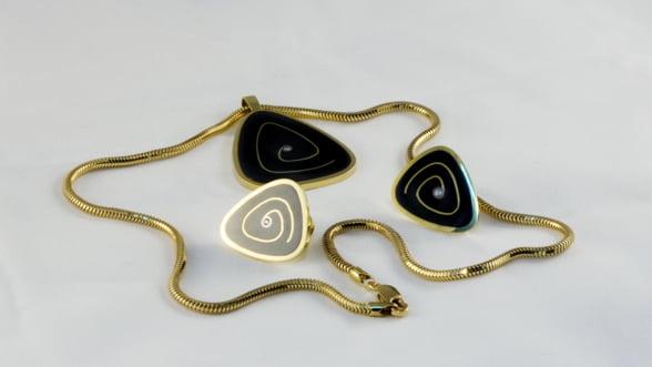 Accesorii unicat pentru tinuta business: Tantal si aur, de la Sabion