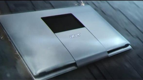 """Acer a creat un notebook inspirat de noul film """"Star Trek"""""""