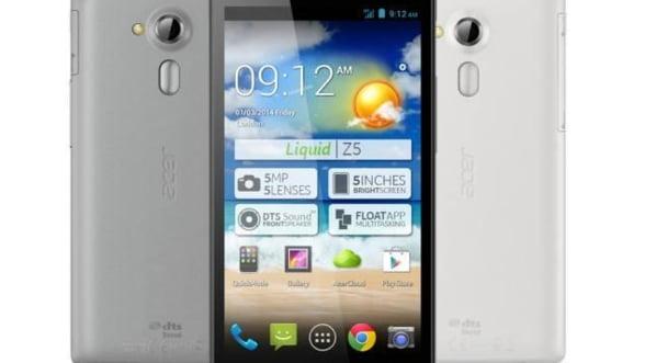 Acer anunta smatphone-ul de buget Liquid Z5 si doua noi tablete ieftine cu Android