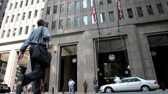 Achizitie de criza: Goldman Sachs cumpara cladirea Lehman Brothers