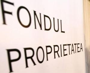 Actionariatul Fondului Proprietatea include 33 de firme, ce detin 4,83% din capital
