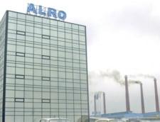 Actiunile Alro au scazut cu 10%, dupa ce compania a anuntat pierderi post privatizare