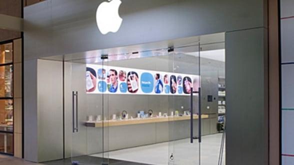 Actiunile Apple, la nivel record. Cauza: Zvonurile privind iPad mini