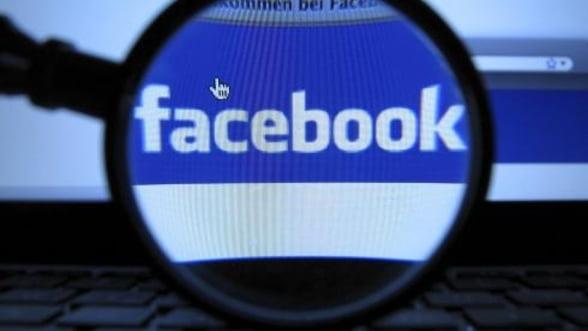 Actiunile Facebook, in picaj: Au atins minimul record de 19,71 dolari pe unitate