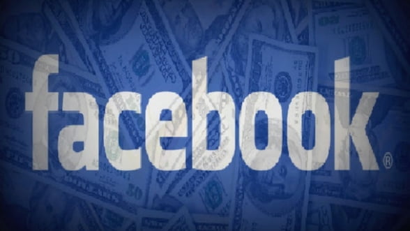"Actiunile Facebook, in picaj. Un nou ""minim"" istoric: sub 29 de dolari pe actiune"
