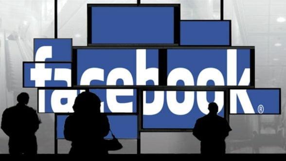 Actiunile Facebook au depasit 40 de dolari pentru prima data de la listare