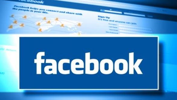 Actiunile Facebook se prabusesc, dupa ce compania a anuntat pierderi trimestriale