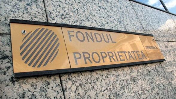 Actiunile Fondului Proprietatea, la un nou maxim istoric