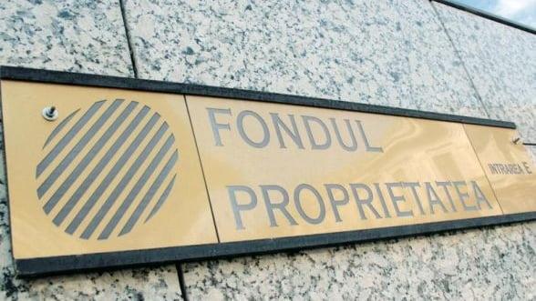 Actiunile Fondului Proprietatea au revenit la maximul istoric