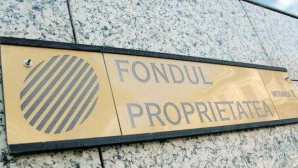 Actiunile Fondului Proprietatea au urcat cu 1,7%, peste nivelul de inchidere din ziua listarii