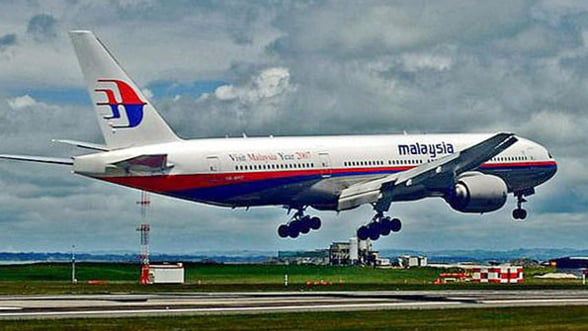 Actiunile Malaysian Air s-au prabusit la bursa, in urma accidentului din Ucraina
