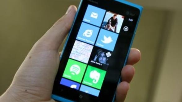 Actiunile Nokia, la minimul ultimilor 16 ani. Microsoft a dat planurile companiei peste cap