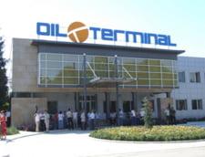 Actiunile Oil Terminal, suspendate joi de la tranzactionare