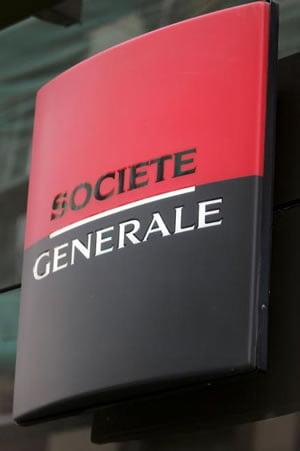 Actiunile Societe Generale s-au depreciat abrupt, pe fondul unor zvonuri legate de noi pierderi