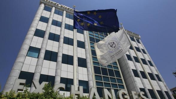 """Actiunile companiilor din Grecia, """"pe val"""". Au devenit cele mai profitable din lume"""