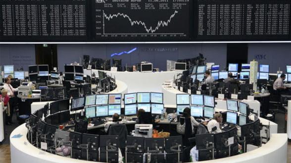Actiunile europene ating minimul anului 2012, dupa anuntul Greciei