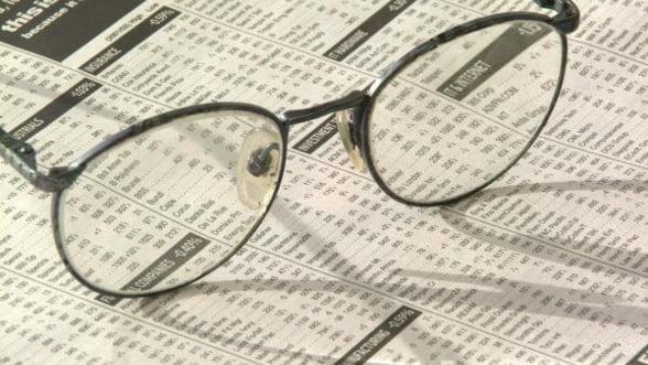 Actiunile listate la bursele din Bucuresti si Sofia - cele mai subevaluate titluri europene