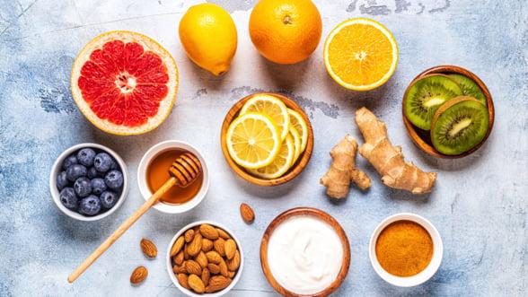 Activeaza-ti imunitatea! 5 trucuri pentru cresterea imunitatii