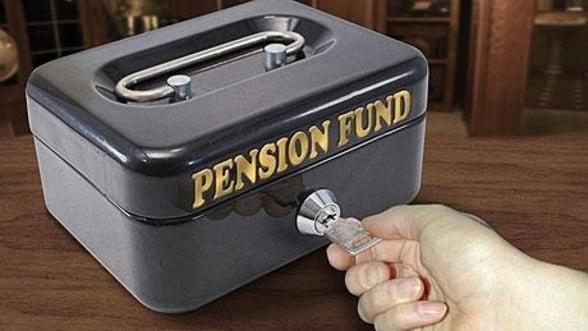 Activele administrate in sistemul pensiilor private, in crestere