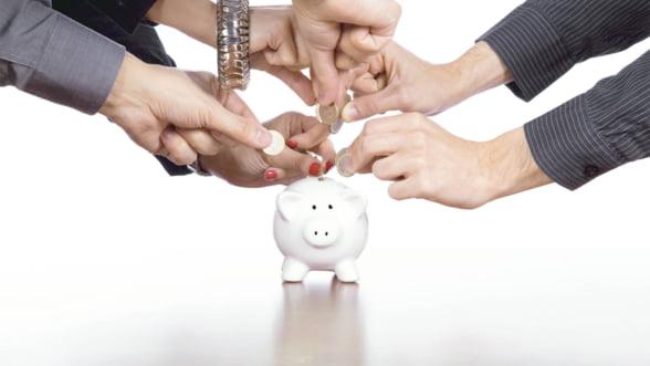 Activele fondurilor de pensii private obligatorii vor creste cu 25% in 2013