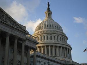 Activitatea Guvernului din SUA este blocata pentru a doua oara in acest an