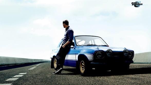 """Actorul Paul Walker, vedeta din seria """"The Fast and The Furious"""" a decedat la 40 de ani"""