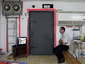Adaposturi subterane in Israel. In cate secunde ajunge o racheta din Gaza?