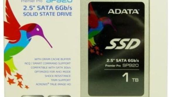 Adata lanseaza SSD-ul de 1TB. Viteze de citire/scriere de pana la 560/450 MB