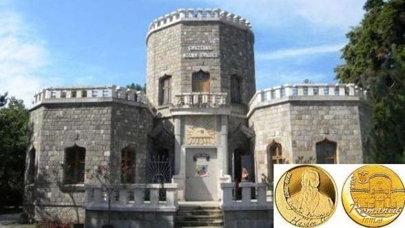 Adauga-ti in colectie moneda din aur dedicata lui Bogdan Petriceicu Hasdeu