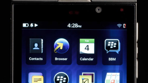 Adevarat fan BlackBerry: A cumparat un milion de telefoane - Comanda record