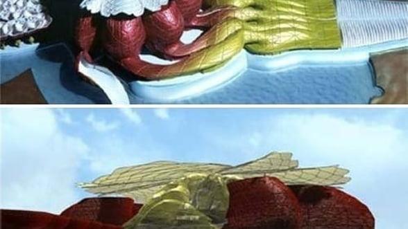 Adio, cladiri traditionale gri! Bun venit, arhitectura bionica! FOTO