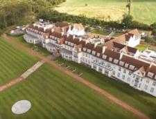 Administratia SUA a platit aproape 60.000 de euro pentru rezervarea hotelului din Scotia detinut de Trump