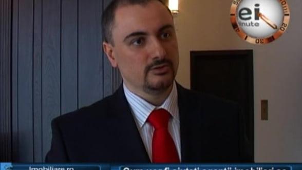 Adrian Erimescu, manager general Imobiliare.ro