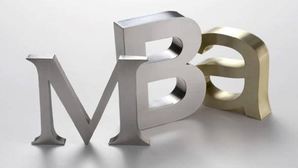 Adriana Dutescu: In 2012, MBA va fi mai accesibil pentru tinerii cu rezultate - Interviu B24