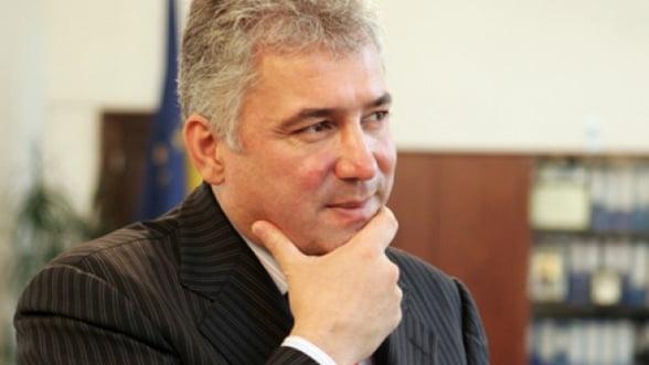 Adriean Videanu, audiat la DIICOT in dosarul Romgaz-Interagro