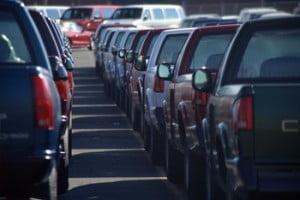 Adriean Videanu a descoperit 100.000 de locuri de parcare