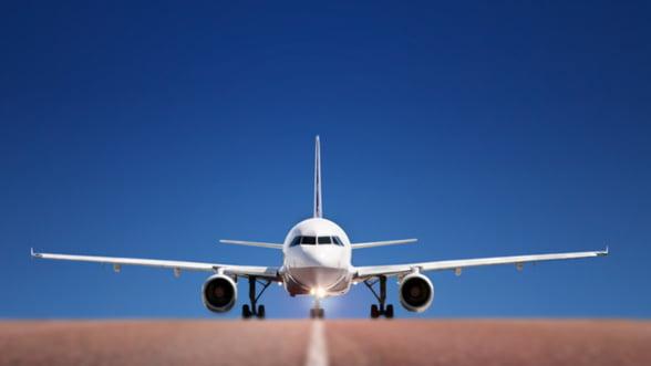 Aeroportul Otopeni: Intarzieri la aterizare din cauza conditiilor meteo