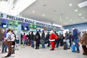 Aeroportul Otopeni va avea 6 porti de control automat al pasapoartelor. Pasagerii cu pasapoarte biometrice nu vor mai sta la cozi