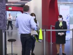 Aeroportul din Viena vinde teste de cononavirus pasagerilor care vor sa evite carantina. Costa 190 euro