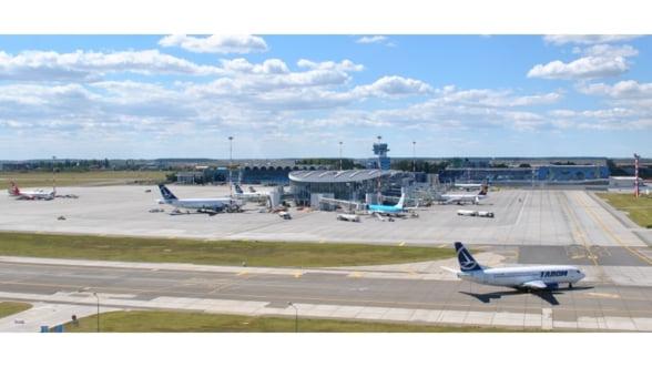 Aeroporturile Bucurestiului au avut un numar record de pasageri in 2017. Cresterea e peste media europeana!
