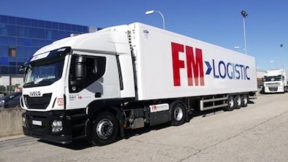 Afaceri de peste un miliard de euro pentru FM Logistic