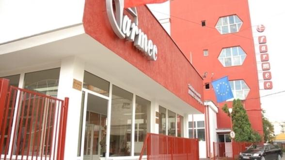 Afacerile Farmec Cluj-Napoca au crescut 15% anul trecut