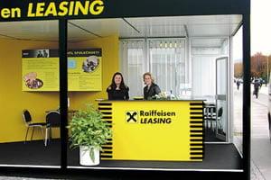 Afacerile Raiffeisen Leasing au crescut cu 64%