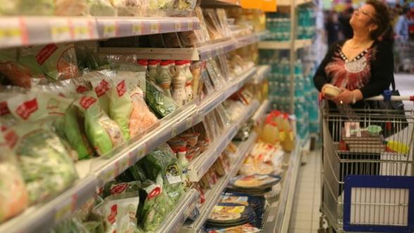 Afacerile din retail au crescut cu 8,2% in primele cinci luni